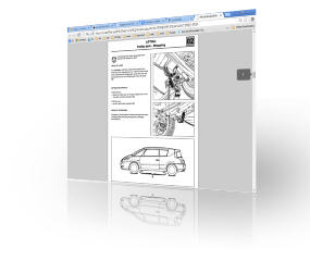 Renault Avantime Repair Manual