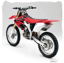 Honda CRF250R Repair Manual