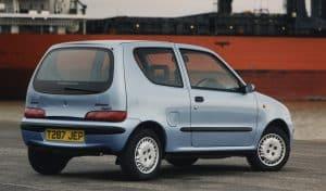 Fiat Seicento Problems