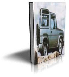Daihatsu FourTrak Repair Manual