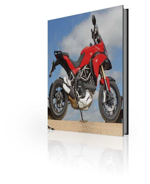 Ducati Multistrada 1200 Repair Manual