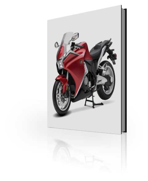 Honda VFR1200F Repair Manual