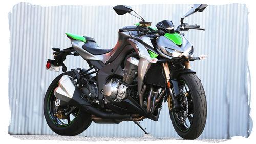 Kawasaki Z1000 ABS Repair Manual