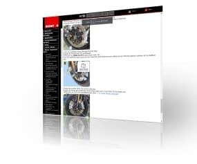 Ducati Hypermotard Repair Manual