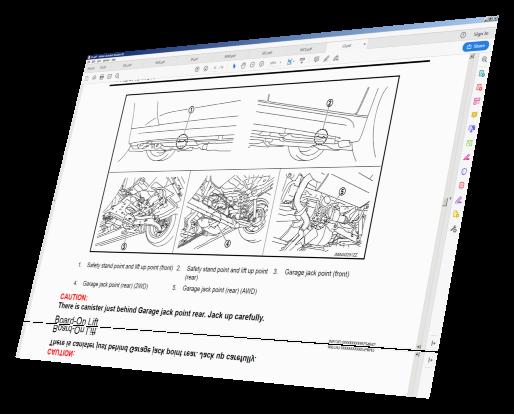 Download instantly PDF Nissan Juke