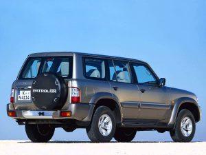 Nissan Patrol Repair Manual