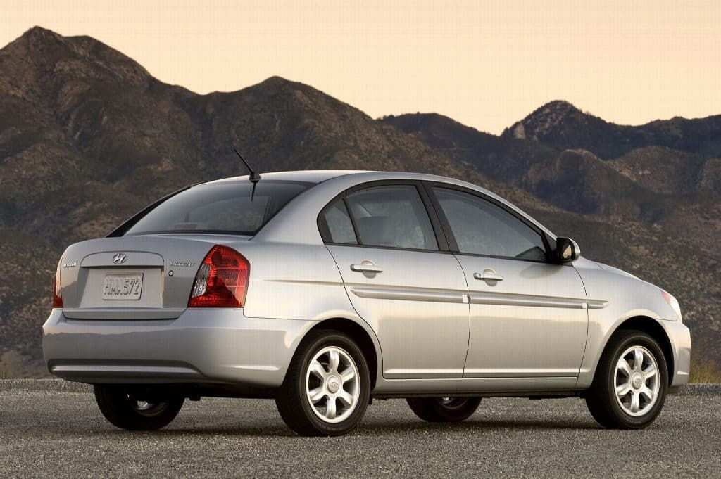 hyundai accent 2006 repair manual