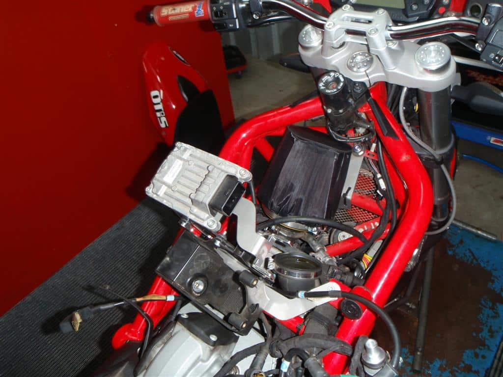 Ducati Monster Electrical Problems Resolved
