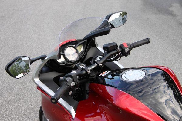 Honda VFR1200F Steering Damper Problems