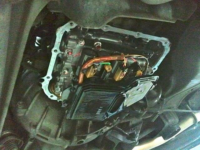 Daihatsu Sirion Automatic Transmission Problems Resolved