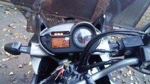 Honda Transalp XL700 Fuel Gauge Problems - Resolved