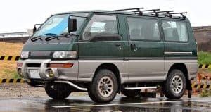 Mitsubishi L400 Repair Manual