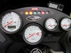 Triumph Tiger 1050 Fuel Gauge Problems