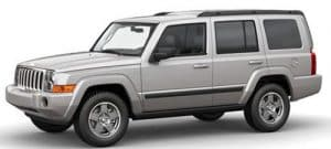 Jeep Commander 2006 2007 2008 2009 2010 Repair Manual (Instant PDF Download)