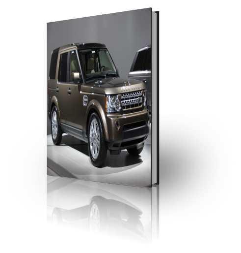 Land Rover Discovery 4 Repair Manual