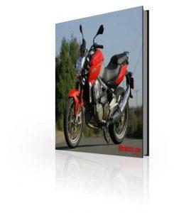 Aprilia Mana 850 Workshop Manual