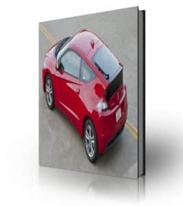 Honda CR-Z Repair Manual