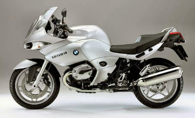 BMW R1200ST repair manual
