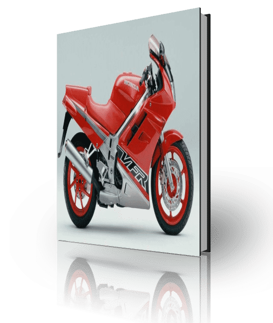 Honda VFR750F Workshop Manual