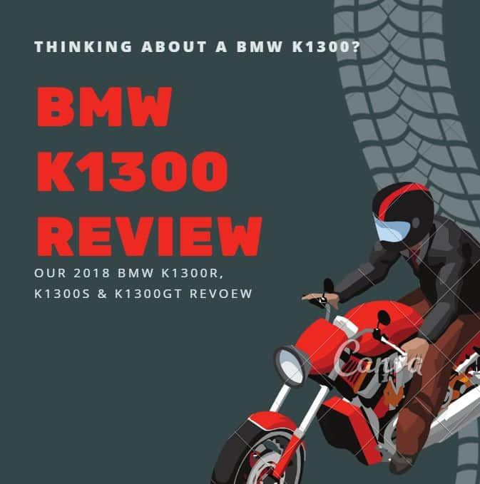 BMW K1300GT Review 2018