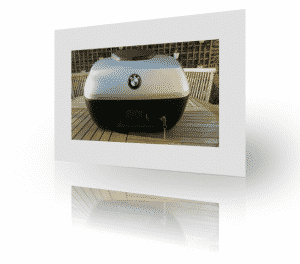 BMW K1300GT top box