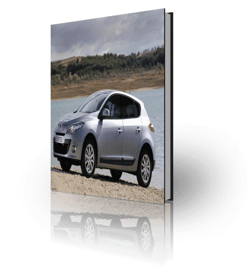 Renault Megane 3 Workshop Manual