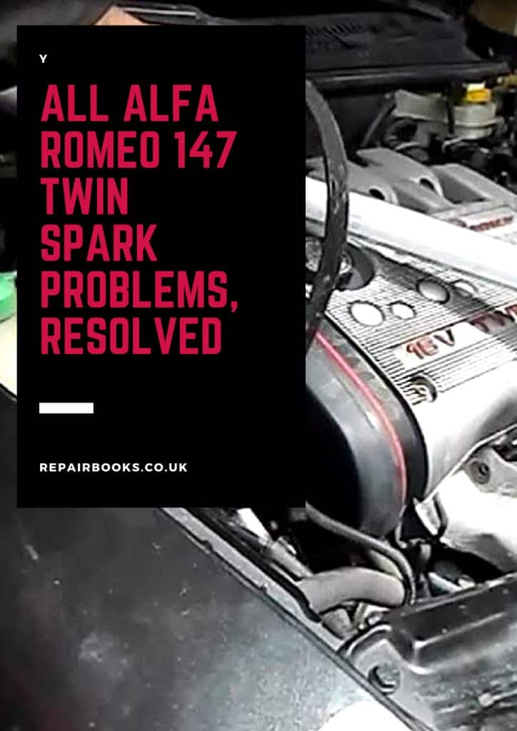 Alfa Romeo 147 Problems