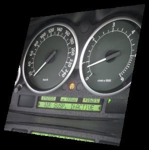 Range Rover L322 Air Suspension Inactive