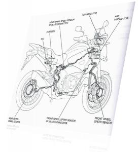 crosstourer tyre pressures