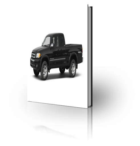 The Official Toyota Tundra Repair Manual