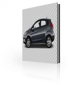 Ford Fiesta Mk6 repair Manual Book logo