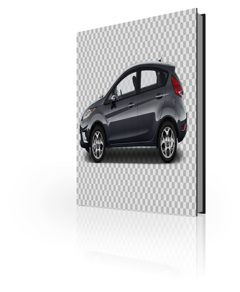 Ford Fiesta Mk6 repair Manual Book logo