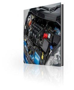 ford fiesta engine