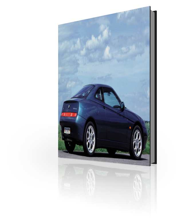Alfa Romeo Spider GTV Repair Manual