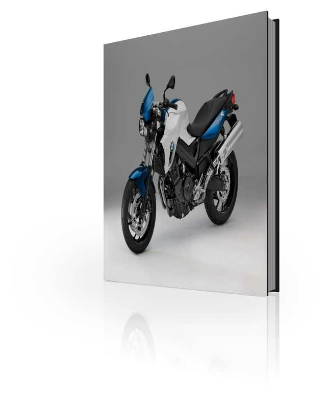BMW F800R Repair Manual