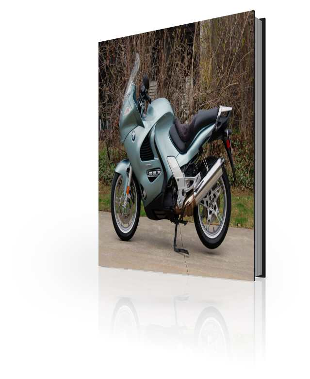 BMW K1200GT Repair Manual Box shot