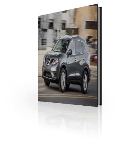 Nissan Rogue Repair Manual