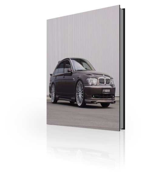 BMW 7 Series repair manual splash screen