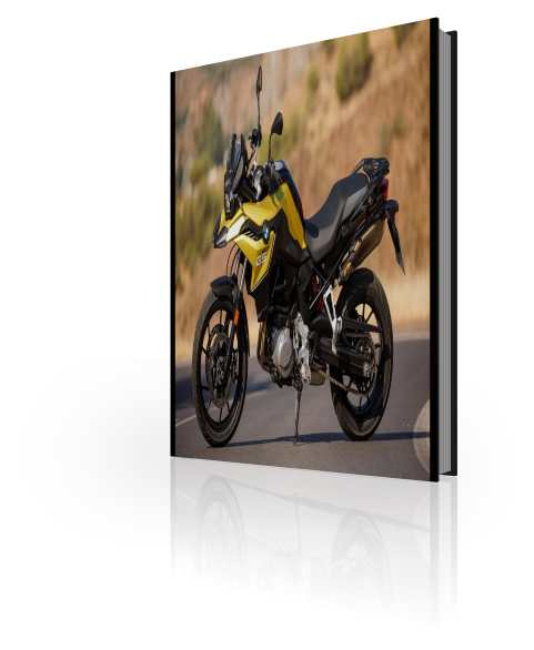 BMW F750GS Repair Manual