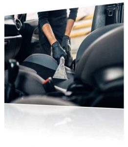 Detailing Interior of Your Car