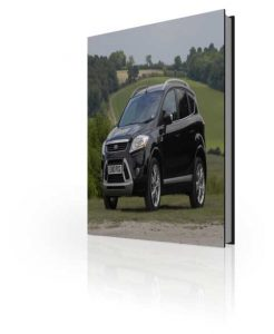 Ford Kuga Repair Manual
