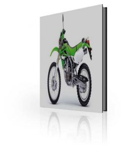 Kawasaki KLX250 Repair Manual main