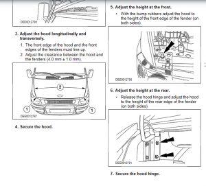Ford Transit mk7 repair manual