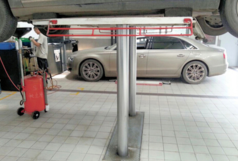 How To Find The Right Car Hoist For Your Garage