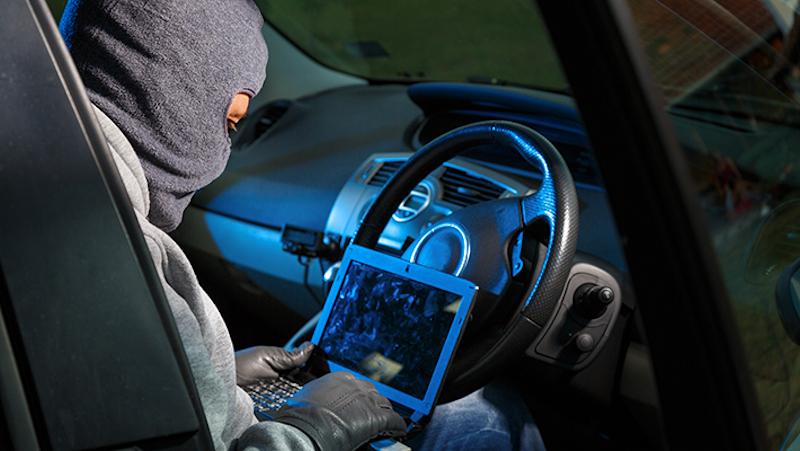 car cyber hacking