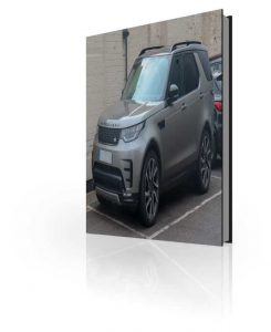 Land Rover Discovery 5 Repair Manual