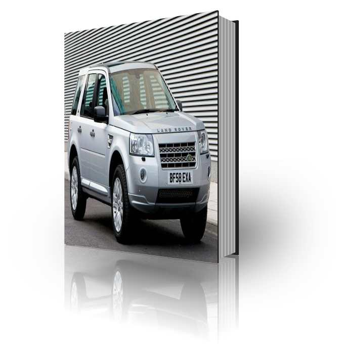 Land Rover Freelander 2 Repair Manual
