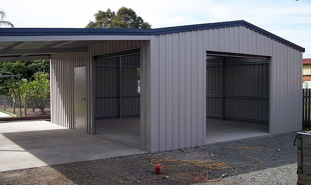 Reasons to Choose a Metal Structure for Your Garage