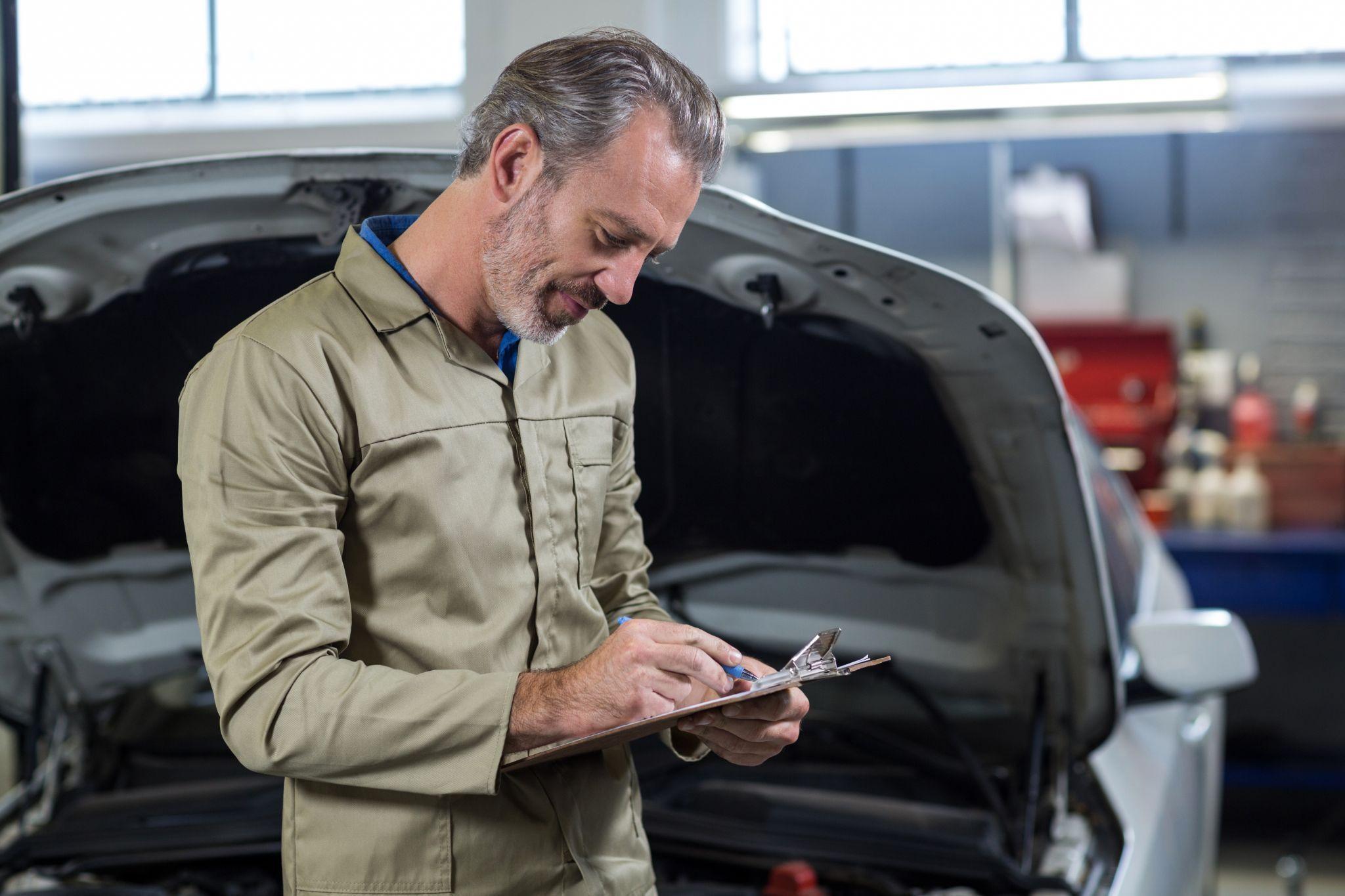 Car Maintenance Checklist for Winter