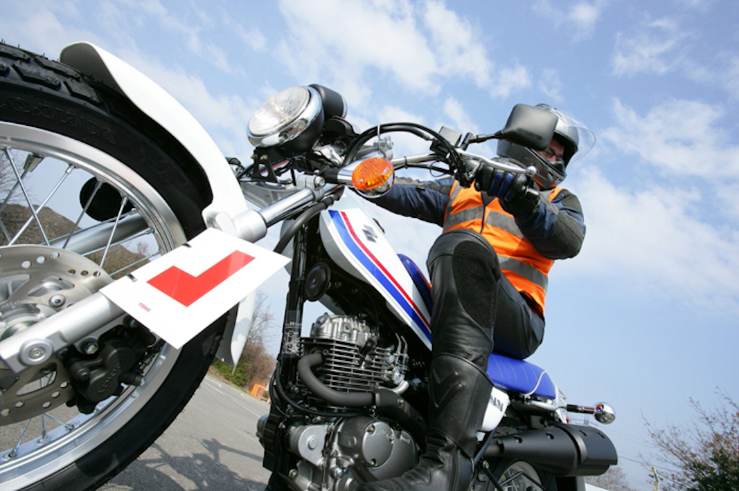 Great Motorcycles for Beginner Riders